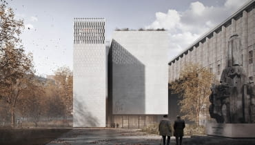 Muzeum Wyspiańskiego w Krakowie. Proj. Heinle, Wischer und Partner Architekci