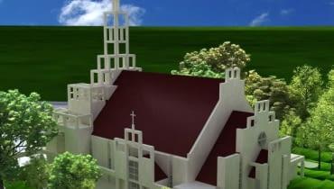 Nowy projekt kościoła w Gdańsku
