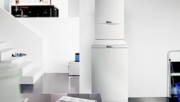 Dobierając moc kotła, trzeba przeanalizować zapotrzebowanie na ciepło zarówno do ogrzewania domu, jak i ciepłej wody