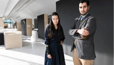 Natalia Paszkowska i Marcin Mostafa
