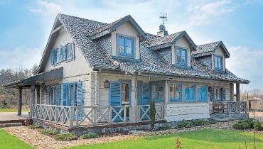 domy z bali, dom z bali, domy drewniane, dom z drewna, budowa domu, domy jednorodzinne