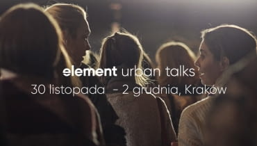 Element Urban Talks 2018