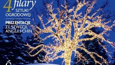 Okładka miesięcznika Ogrody 12/2011