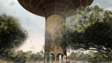 Wieże Wodne w Sudanie