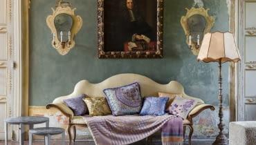 Nowa kolekcja tkanin do Etro Home