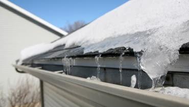 Ochrona przed oblodzeniem dachu