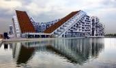 'Ósemka', projekt: BIG Bjarke Ingels Group