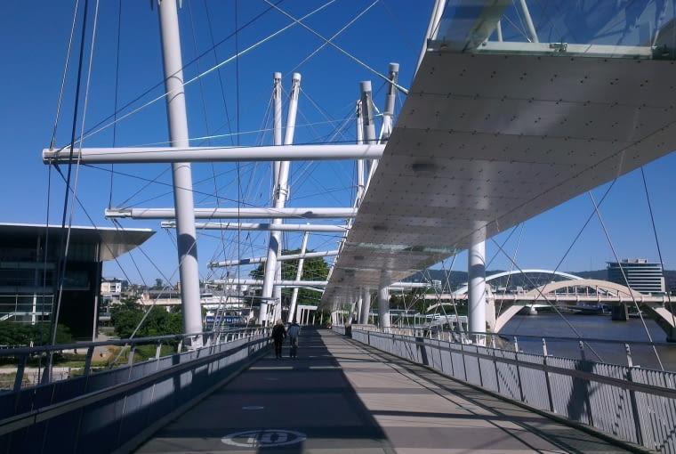 Most Kurilpa, Brisbane, Australia