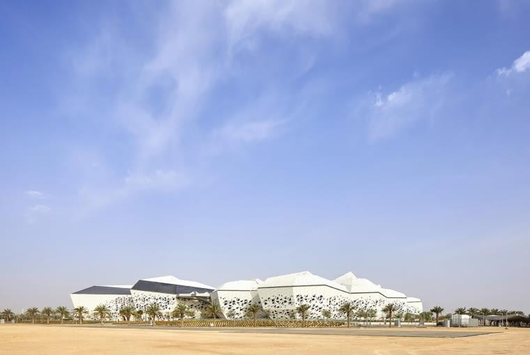 King Abdullah Petroleum Studies and Research Center w Rijadzie