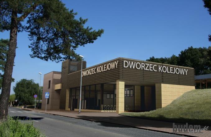 Tak ma wyglądać nowy dworzec w Puławach