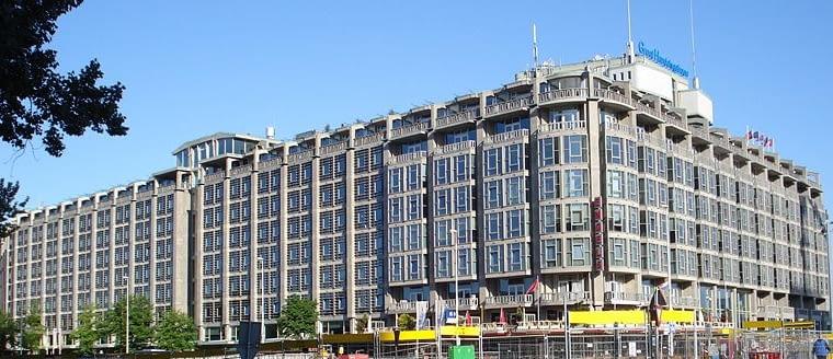 Groothandelsgebouw, Rotterdam