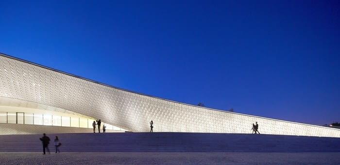 MAAT, Lizbona, źródło zdjęcia: mat. pras. 2018 RIBA International Prize, www.architecture.com