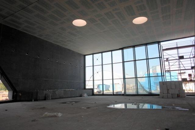 Muzeum Lotnictwa Polskiego w Czyżnach, projektu Pysall.Ruge i Bartłomiej Kisielewski
