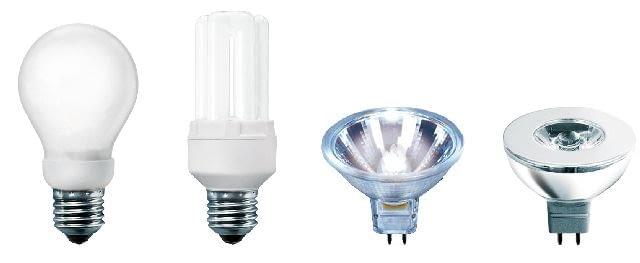 Nowoczesne źródła światła - świetlówki i diody LED czyli lampy elektroluminescencyjne