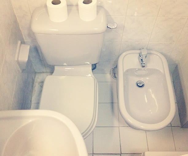 mała łazienka, mikroskopijna łazienka