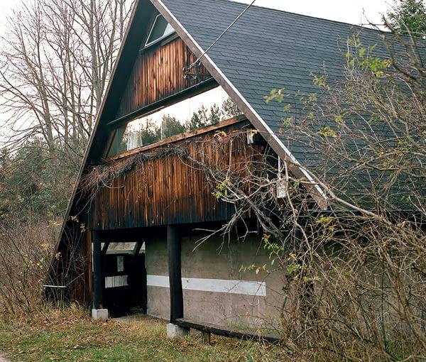 Dom Zofii i Oskara Hansenów w Szuminie
