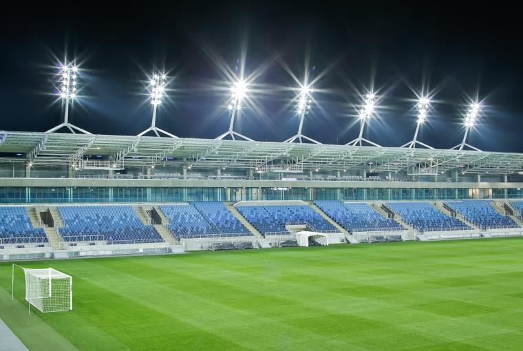 Stadion Miejski w Lublinie, więcej zdjęć na www.makowski.co