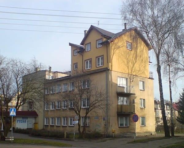 Makabryła w Kamieniu Pomorskim
