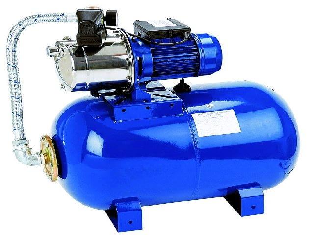 Zestawów hydroforowy ze zbiornikami 20-litrowymi o różnej mocy i wydajności