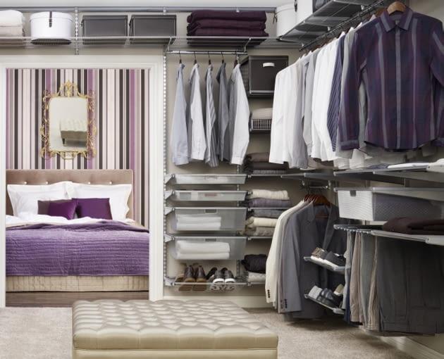 garderoba, wyposażenie garderoby