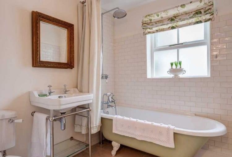 Łazienka w starym stylu