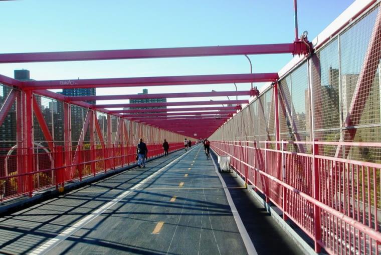 Williamsburg Bridge, Nowy Jork