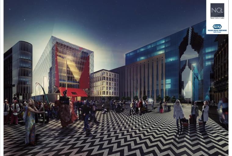 Łódź - nowe projekty