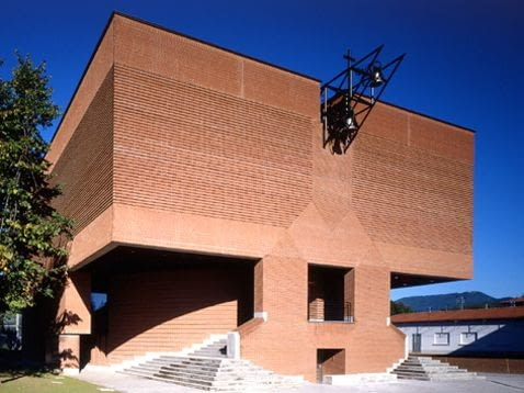 Kościół w Sartirana di Merate, Włochy