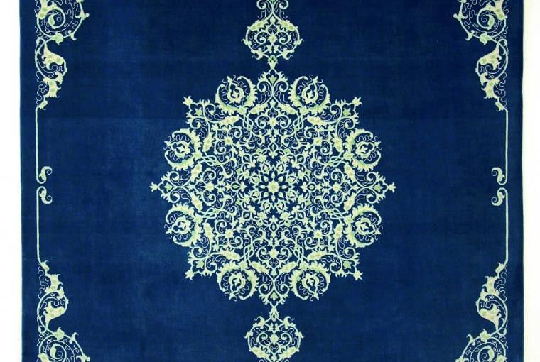 Nain Sherkat. Tradycyjny dywan z Iranu, dystrybutor Sarmatia Trading, sarmatiatrading.com