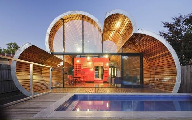 Cloud House w Australii