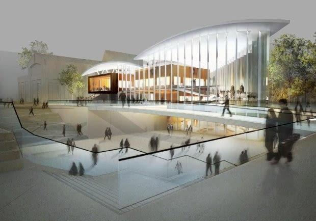Projekt pracowni Sud Architekt Polska Sp. z o.o.