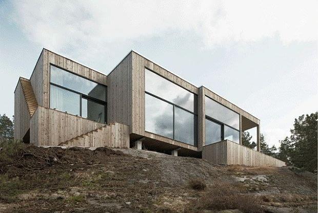 Dom na klifie