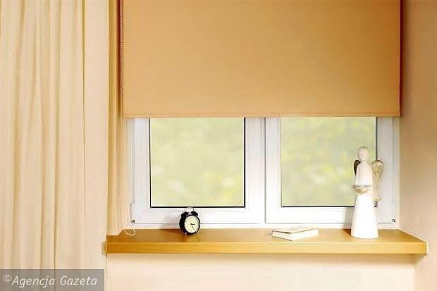 Parapety, okna, aranżacje wnętrz