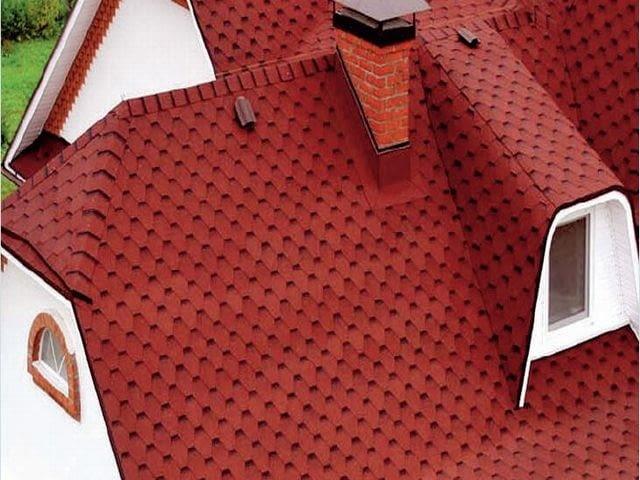 Dachówka bitumiczna firmy STEMA/KATEPAL