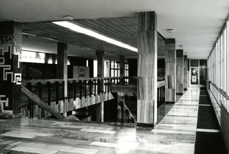 Dom Chemika - zdjęcie archiwalne - połowa lat 80. XX wieku