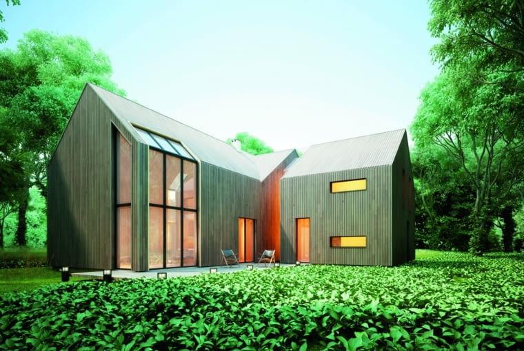 wizualizacja domu