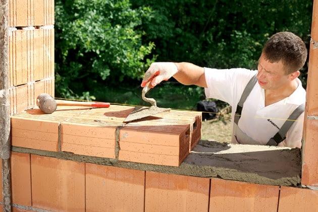 budowa domu, ściany zewnętrzne, z czego budować dom