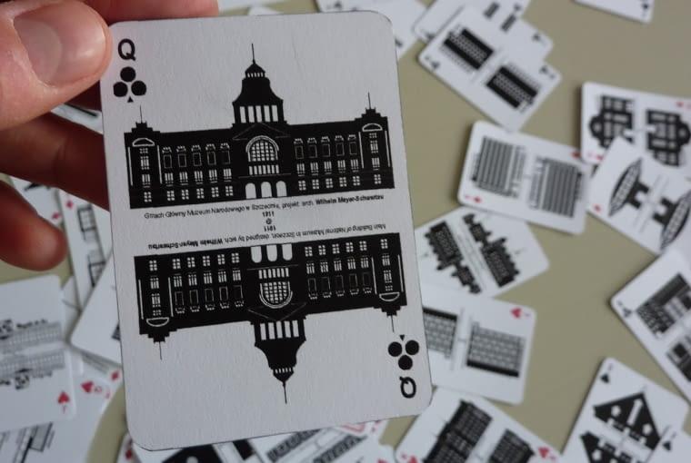 Karty do Gry Architektura w Szczecinie