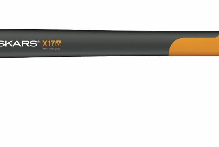 Siekiera rozłupująca X17, ok. 220 zł, Fiskars