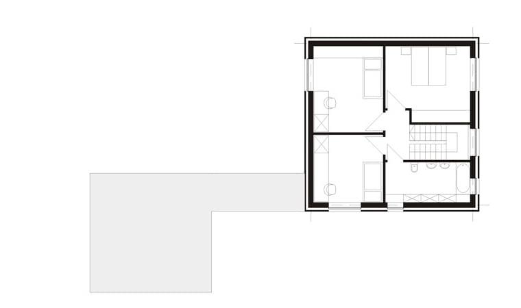 Dom typ A na osiedlu Srebrne Stawy. Pierwsze budynki powstały już w 2012 roku