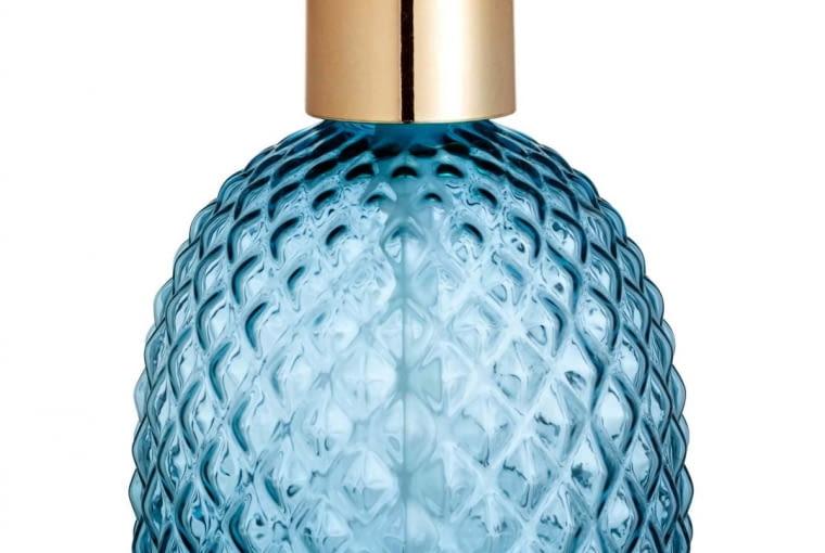 Pojemnik Szklany na mydło w płynie, H&M Home, 49,90 zł, www2.hm.com