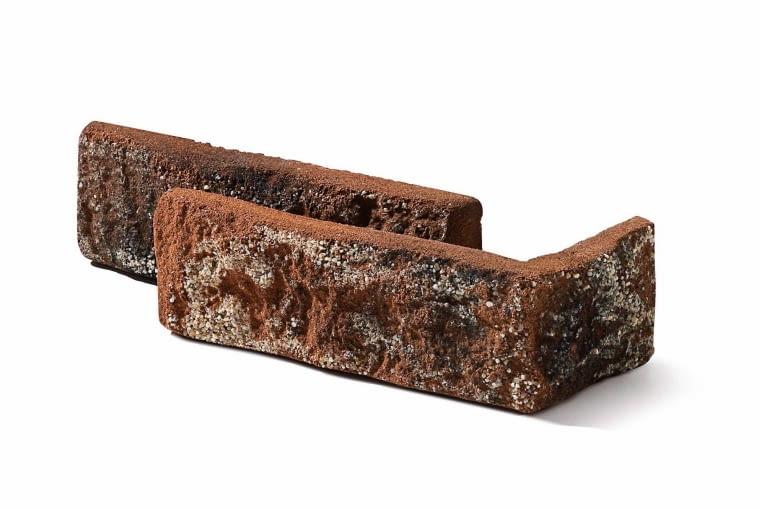 ŁAZIENKA. Rustik, płytki gipsowe, 20,5 x 6 cm Stegu .109,99 zł/opa-kowanie 1,8 m kw.