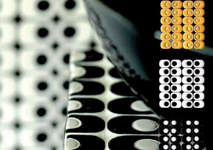 Płytki ceramiczne na ścianę, Ovo, ARDEA. Cena: 449,00 zł/m2. Więcej informacji: www.ardea-arte.pl