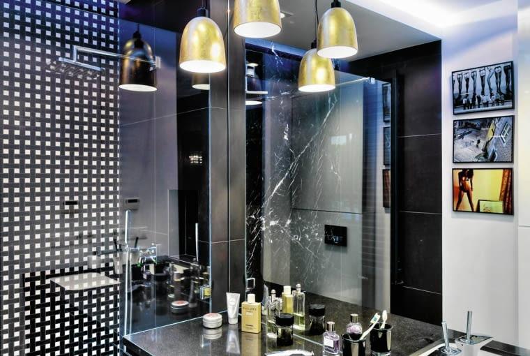 oświetlenie łazienki, aranżacja łazienki