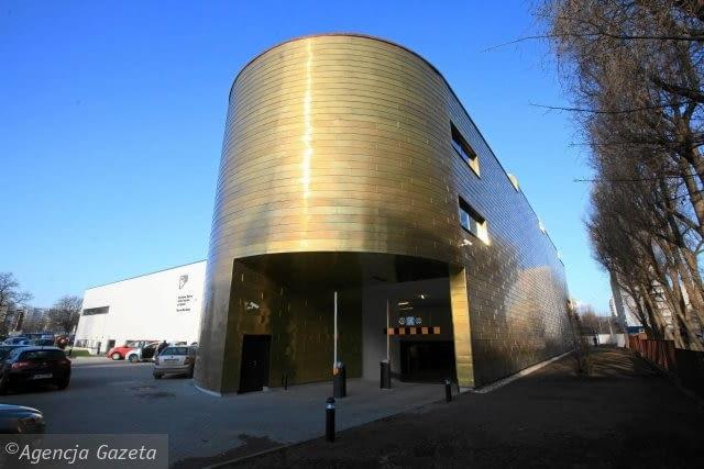Państwowa Wyższa Szkoła Teatralna we Wrocławiu, proj. KKM Kozień Architekci, 2007-2011
