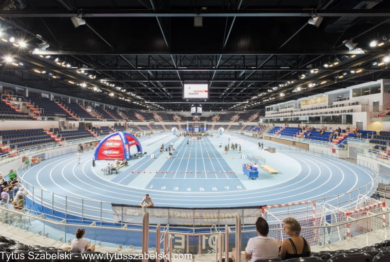 Hala sportowo-widowiskowa w Toruniu