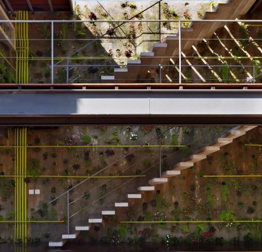 Budynek biurowy Harmonia 57 projektu Triptyque, nagroda w The Zumtobel Group Award