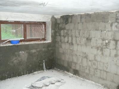 osuszanie piwnicy, osuszanie fundamentów