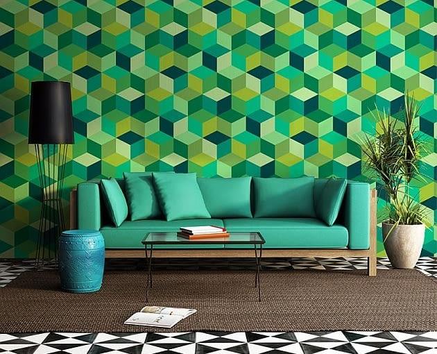 Papierowe tapety ekologiczne są pokryte przyjaznym dla człowieka i środowiska drukiem lateksowym. Nie zawierają uczulających alergenów i umożliwiają oddychanie ścianom