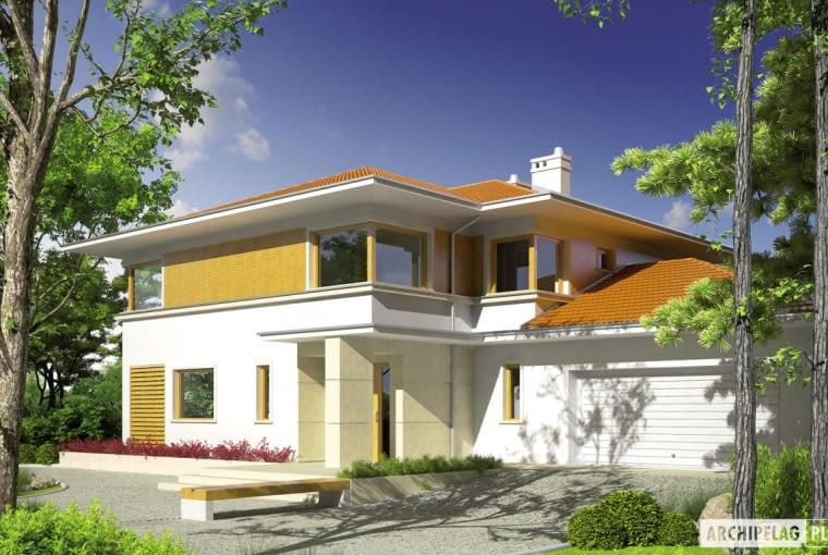 Projekt domu Diego II G2